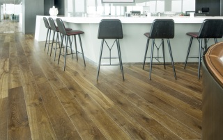 Wide-Plank-Oak-Flooring-Hakwood-Promise Finish-Install 1