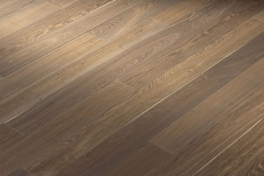 Wide Plank Oak Flooring Hakwood True Finish