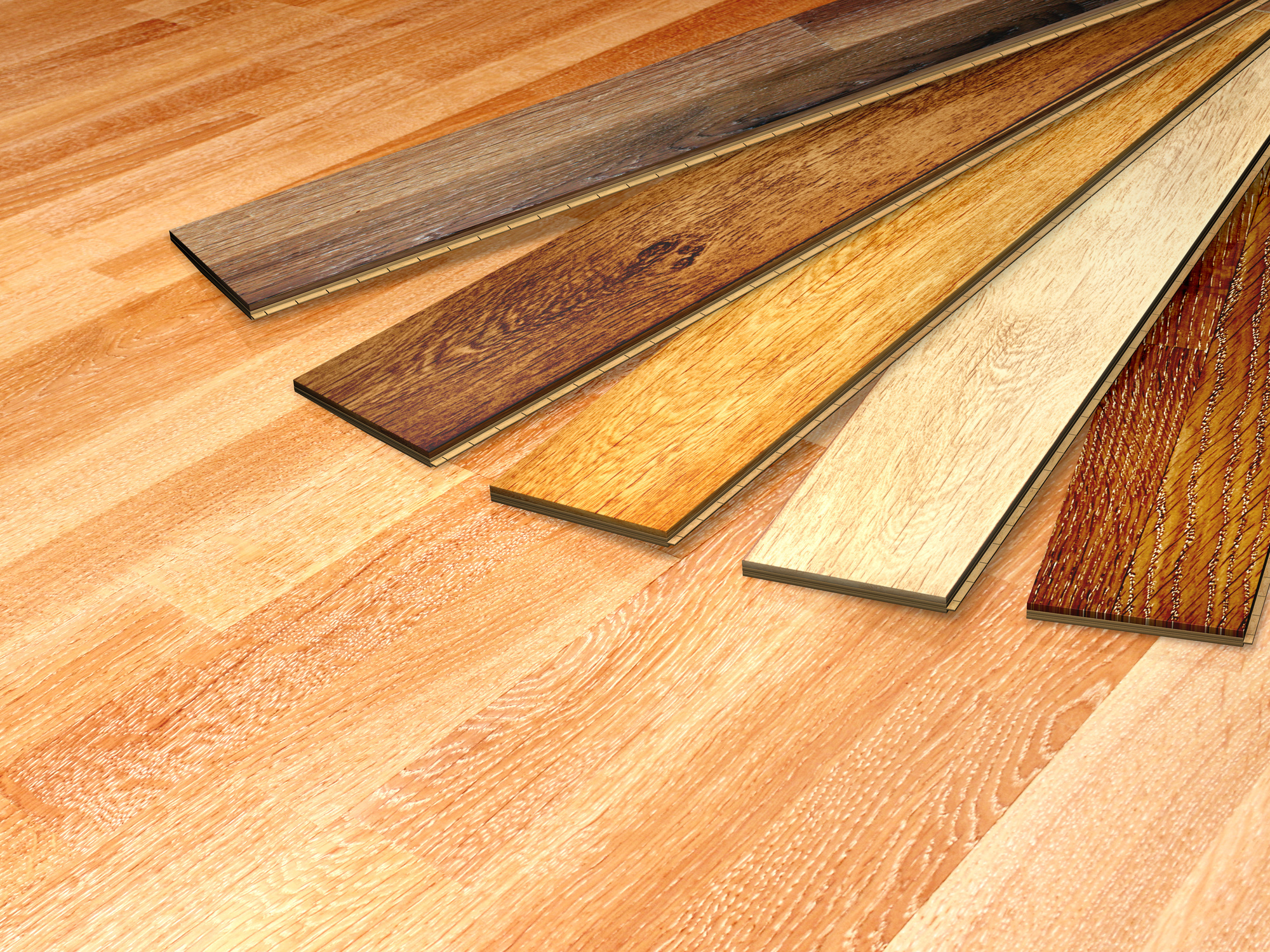 2018 Trends in Wood Colors for Hardwood Floors